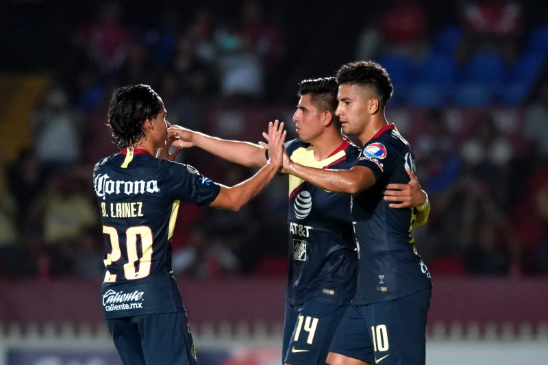 América sigue con todo y golea a Veracruz en la Copa MX