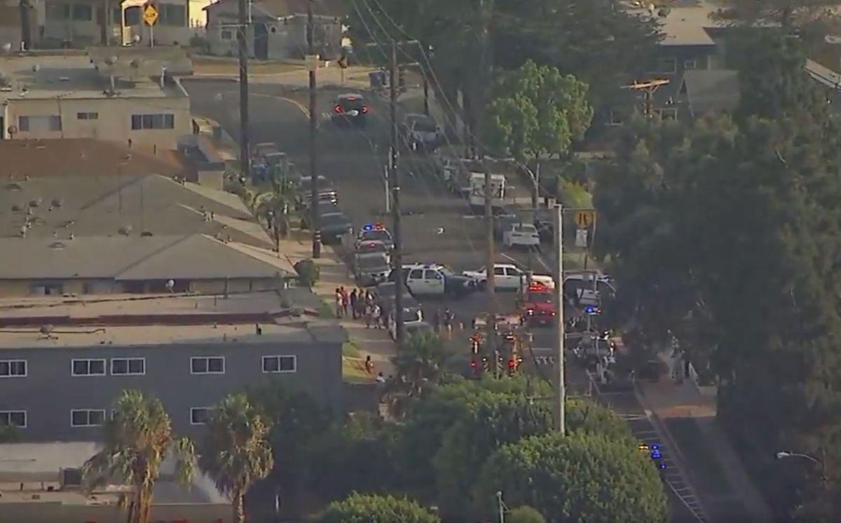 Un muerto, dos heridos tras tiroteo en Inglewood