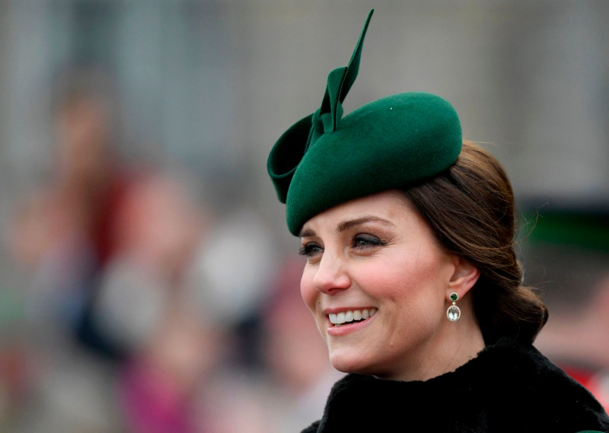 Kate Middleton se vuelve más accesible al pueblo, ¿por el éxito de Meghan Markle, la duquesa de Sussex?