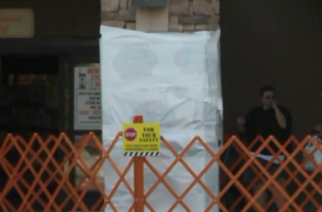 """""""Horrible forma de morir"""": ladrón muere atrapado en pilar de piedra en Lancaster"""