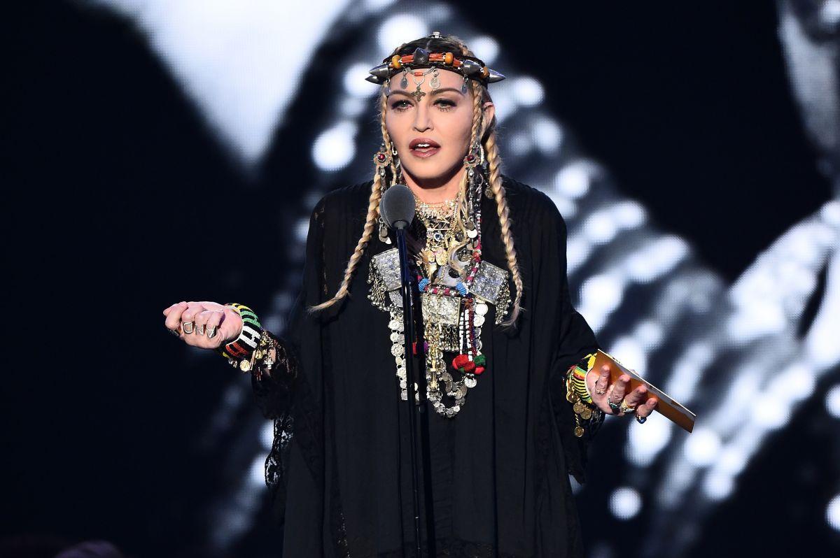 Madonna también sufrió acoso de Harvey Weinstein