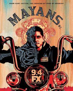 'Mayans M.C.', heredera de 'Sons of Anarchy', llega a FX con sus motoristas fronterizos