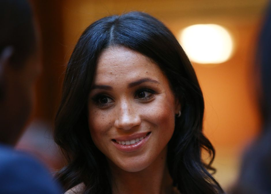 Meghan Markle, la duquesa de Sussex, impulsa los diseños de su amiga Serena Williams