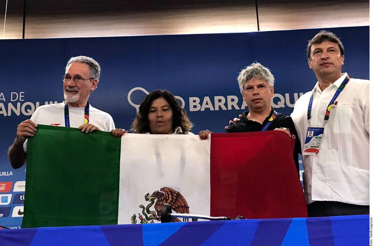 Las claves que llevaron a México a conquistar los JCC de Barranquilla 2018