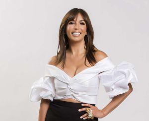Giselle Blondet, estrella de Univision, comparte la primera imagen de su primer nieto