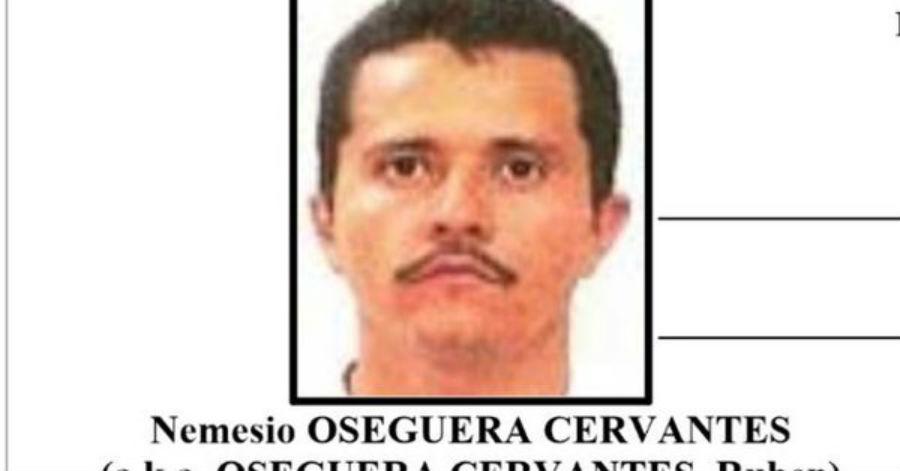 """""""El Mencho"""", líder del cártel Jalisco Nueva Generación."""