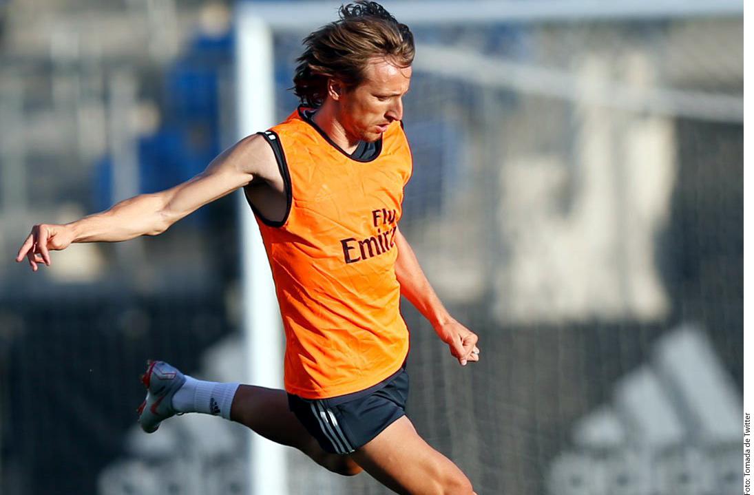 Luka Modric ya tomó una decisión sobre el Real Madrid ¿Se va o se queda?