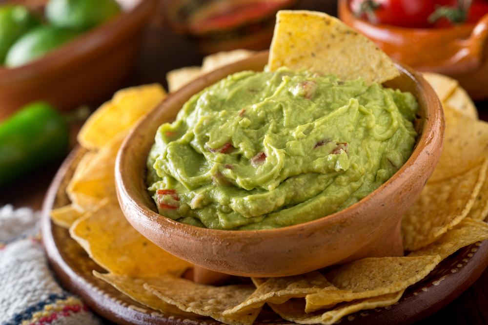 Todos los beneficios de comer guacamole