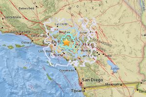 California: Registran sismo de magnitud 4.4 cerca de La Verne