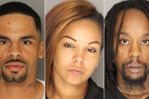3 residentes de Los Ángeles arrestados por robos por todo el sur de California