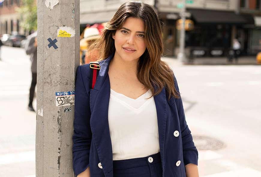 Conoce a Denise Bidot la modelo curvilínea que será jurado de 'Nuestra Belleza Latina'