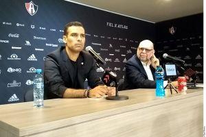 Rafa Márquez promete plasmar el modelo del Barcelona en Atlas
