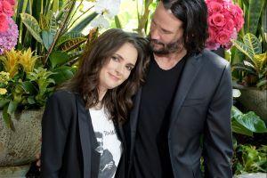 Keanu Reeves confirma su matrimonio con Winona Ryder