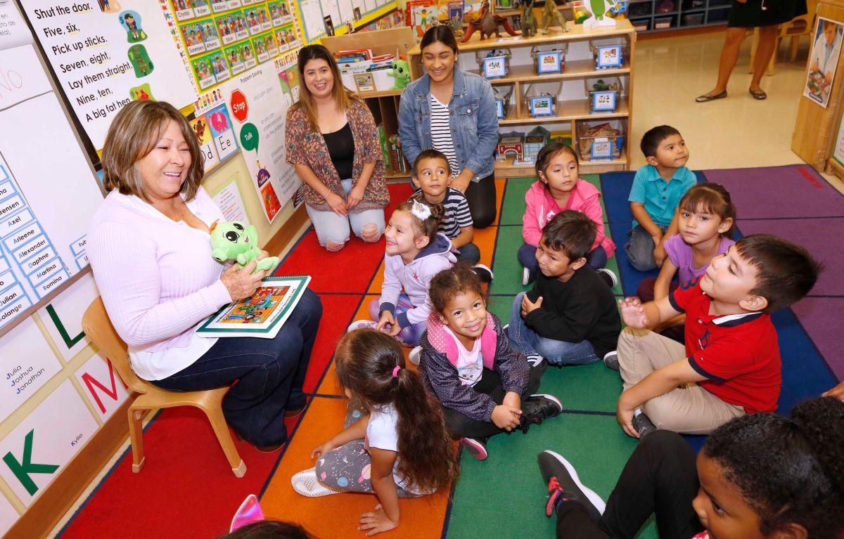 Opciones escolares para los niños de Los Ángeles
