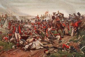 Cómo la erupción de un volcán remoto contribuyó a la derrota de Napoleón en Waterloo