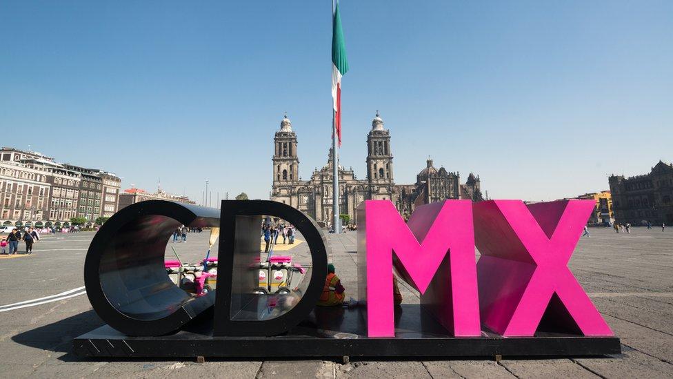 CDMX: el origen de las cuatro letras que rebautizaron a Ciudad de México