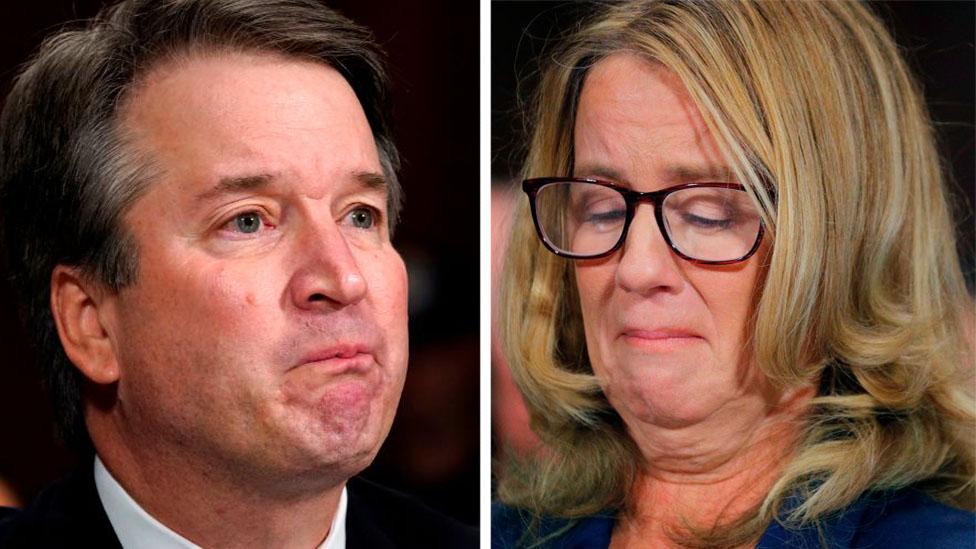 Brett Kavanaugh vs. Christine Blasey Ford: 6 momentos clave de la comparecencia ante el Senado