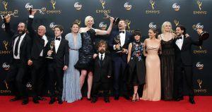 """El imperio de """"Game of Thrones"""" busca nuevos récords en los Emmy"""