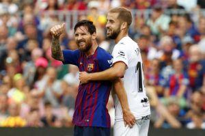 Lionel Messi quedó fuera de la terna al premio The Best de la FIFA