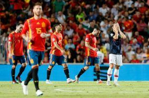 Con media docena de goles España despierta a Croacia de su sueño mundialista