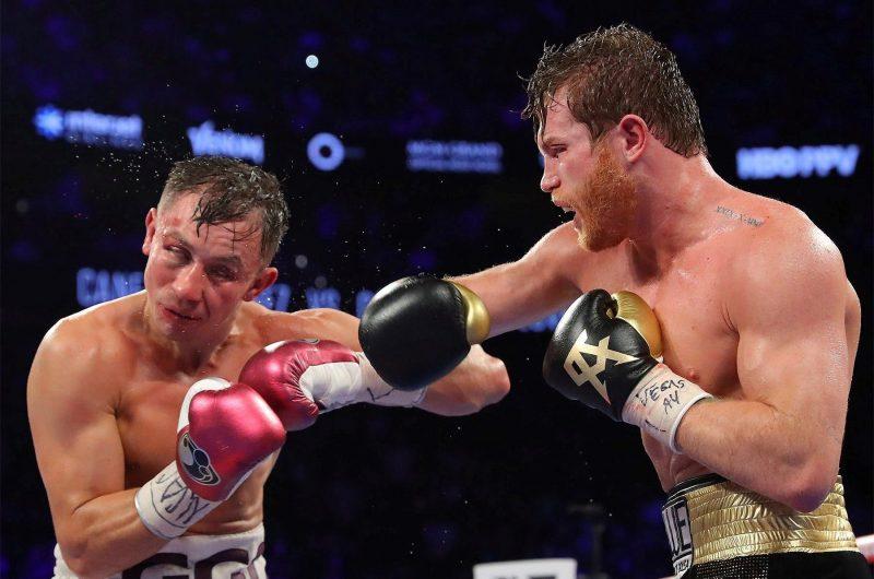 Reacciones tras la pelea ¿Quién vio ganar a Canelo y quién a Golovkin?