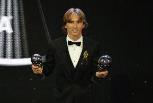 Luka Modric es 'The Best': se lleva el premio a Mejor Jugador de la FIFA