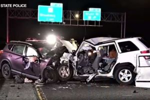 Mitad de familia hispana muere en terrible accidente causado por conductora ebria