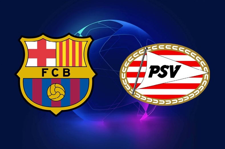 Champions League: Barcelona vs. PSV Eindhoven, horario y canales de TV