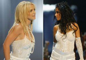 Aún no es tarde para un dueto entre Christina Aguilera y Britney Spears