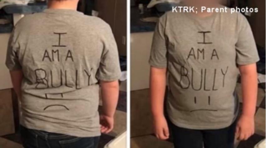 Madre causa polémica en Facebook por la lección que le dio a su hijo que hacía bullying