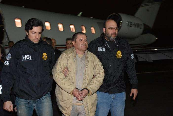 """Petición de la fiscalía pone a temblar a la defensa de """"El Chapo"""" Guzmán antes de iniciar su juicio"""