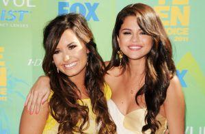 Habrían expuesto odio de Demi Lovato hacia Selena Gomez por 'Finstagram'