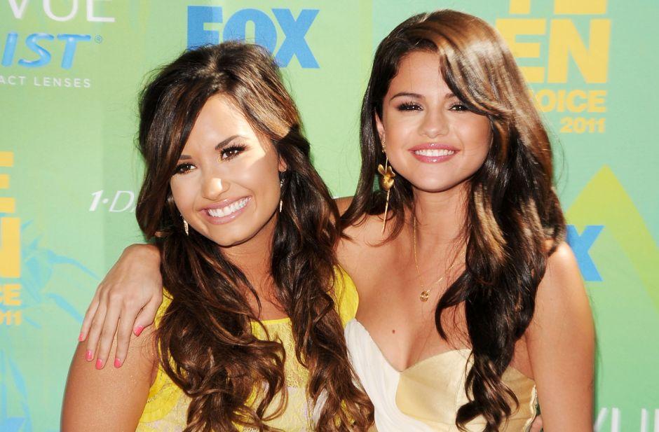 Selena Gomez sería la 'amiga falsa' de Demi Lovato