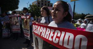 La búsqueda desesperada de los desaparecidos en Jalisco
