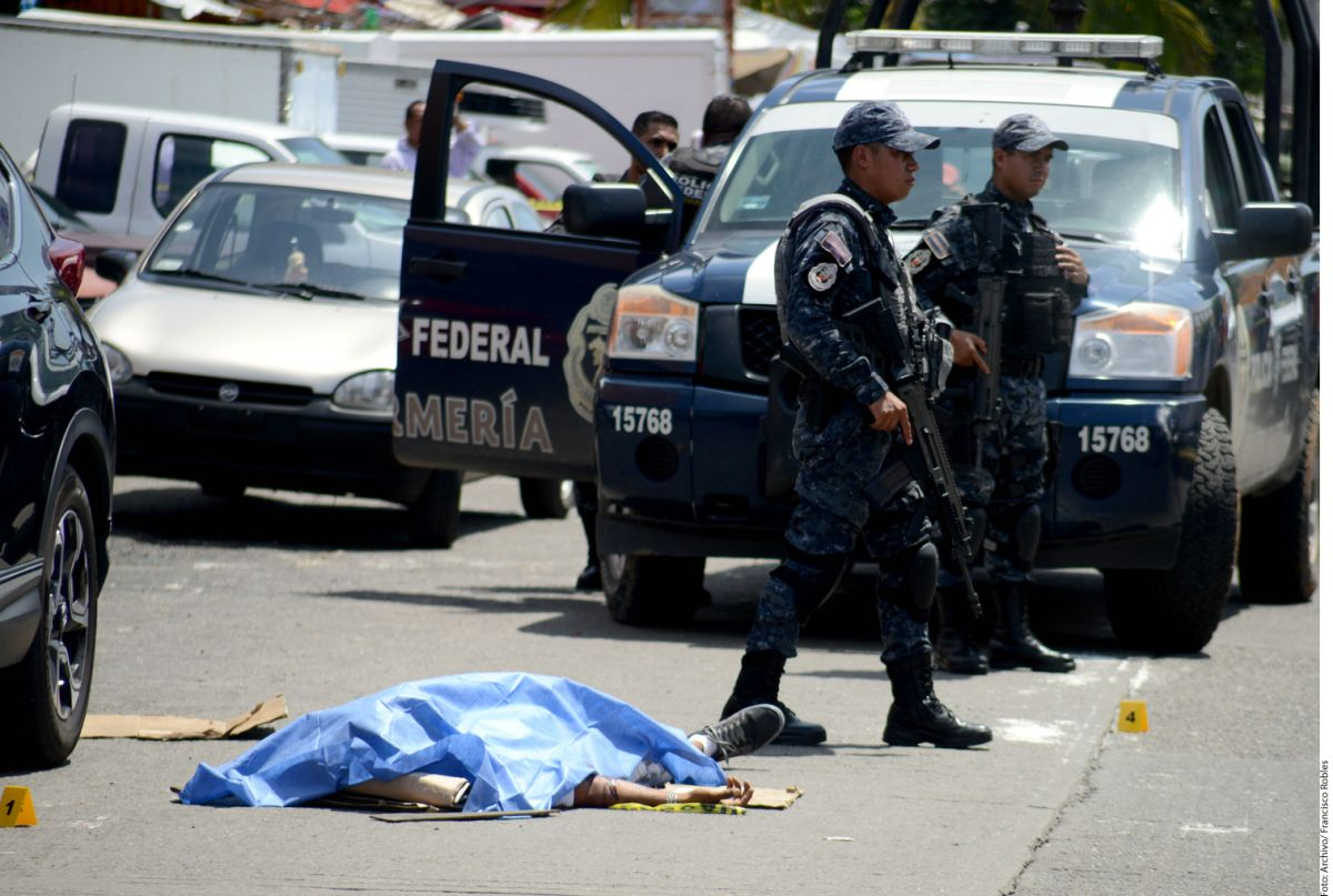 Estos son los cárteles que se disputan el control de droga en Acapulco