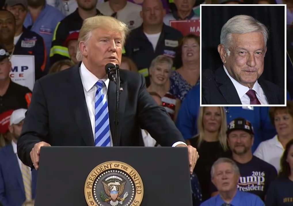 """Trump y AMLO podrían terminar su """"idilio"""" por asuntos migratorios"""