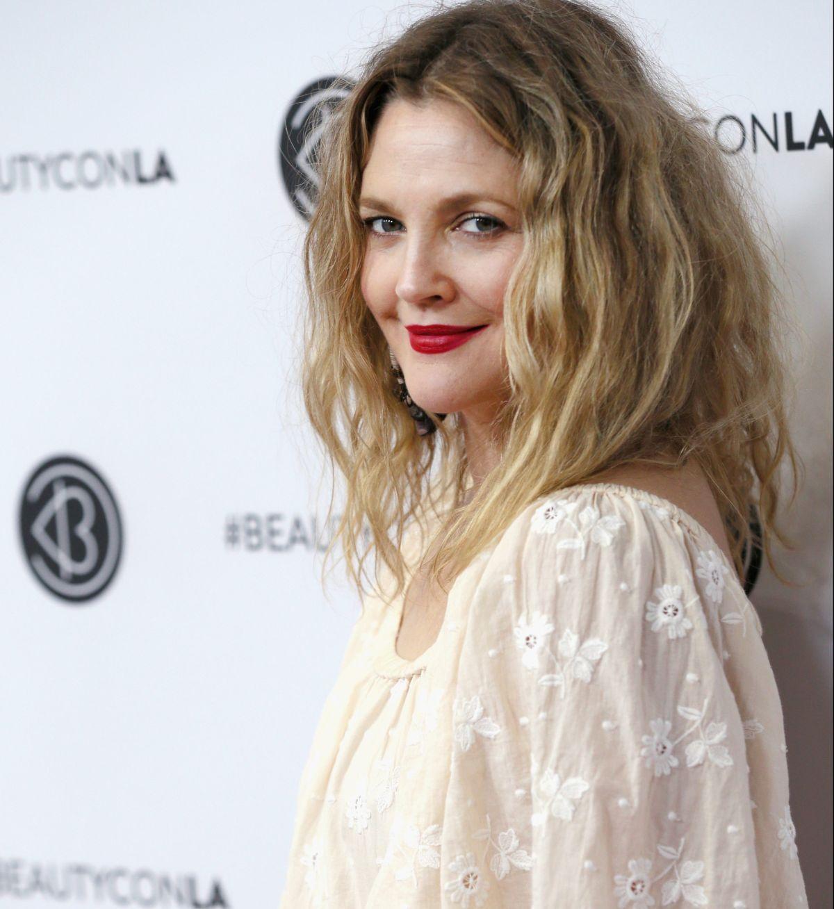 Como Adamari López, Drew Barrymore habla de su pasado con las drogas