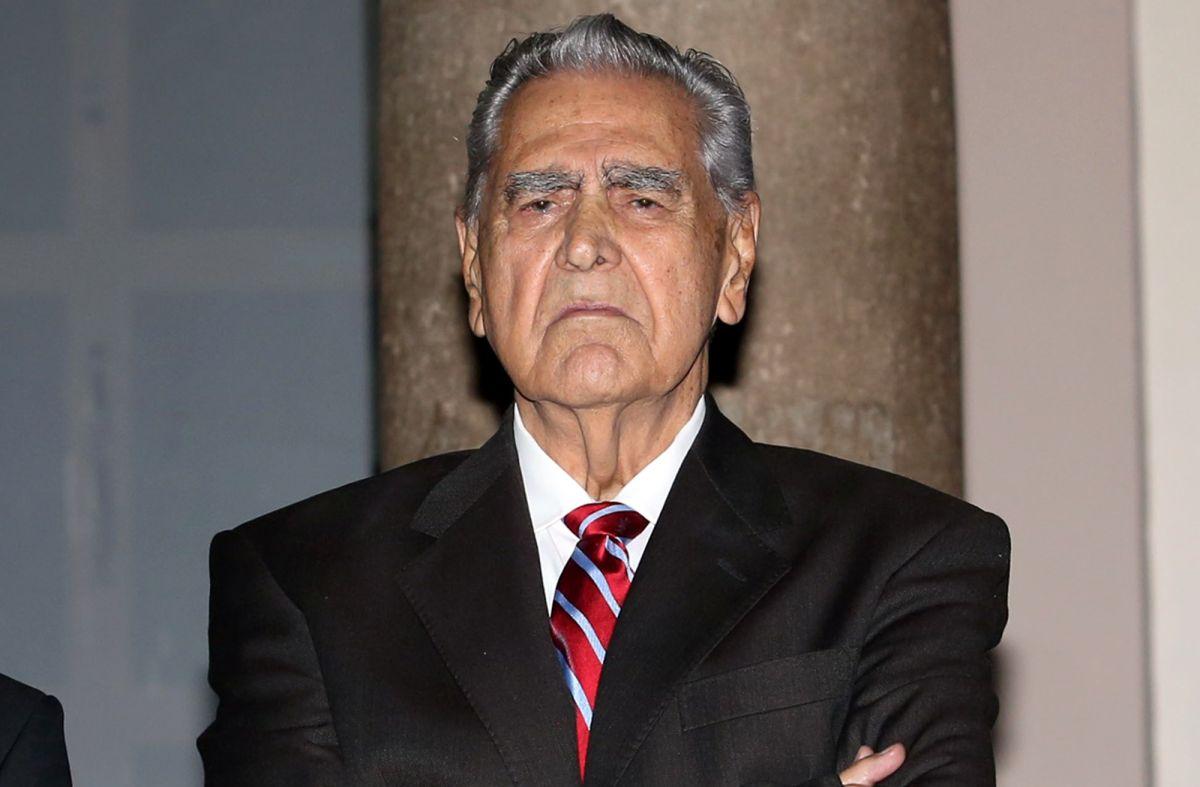 Eric del Castillo, papá de Kate del Castillo