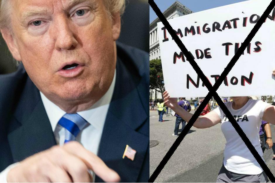 Trump ha reducido mucho más de la mitad del número de refugiados aceptados en EEUU en comparación con Obama