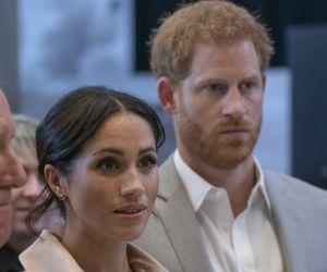 Engañan al príncipe Harry y logran que declare todo sobre el 'Megxit' y Jeffrey Epstein