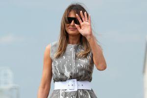 Melania recarga energías y anuncia su nuevo proyecto en la Casa Blanca