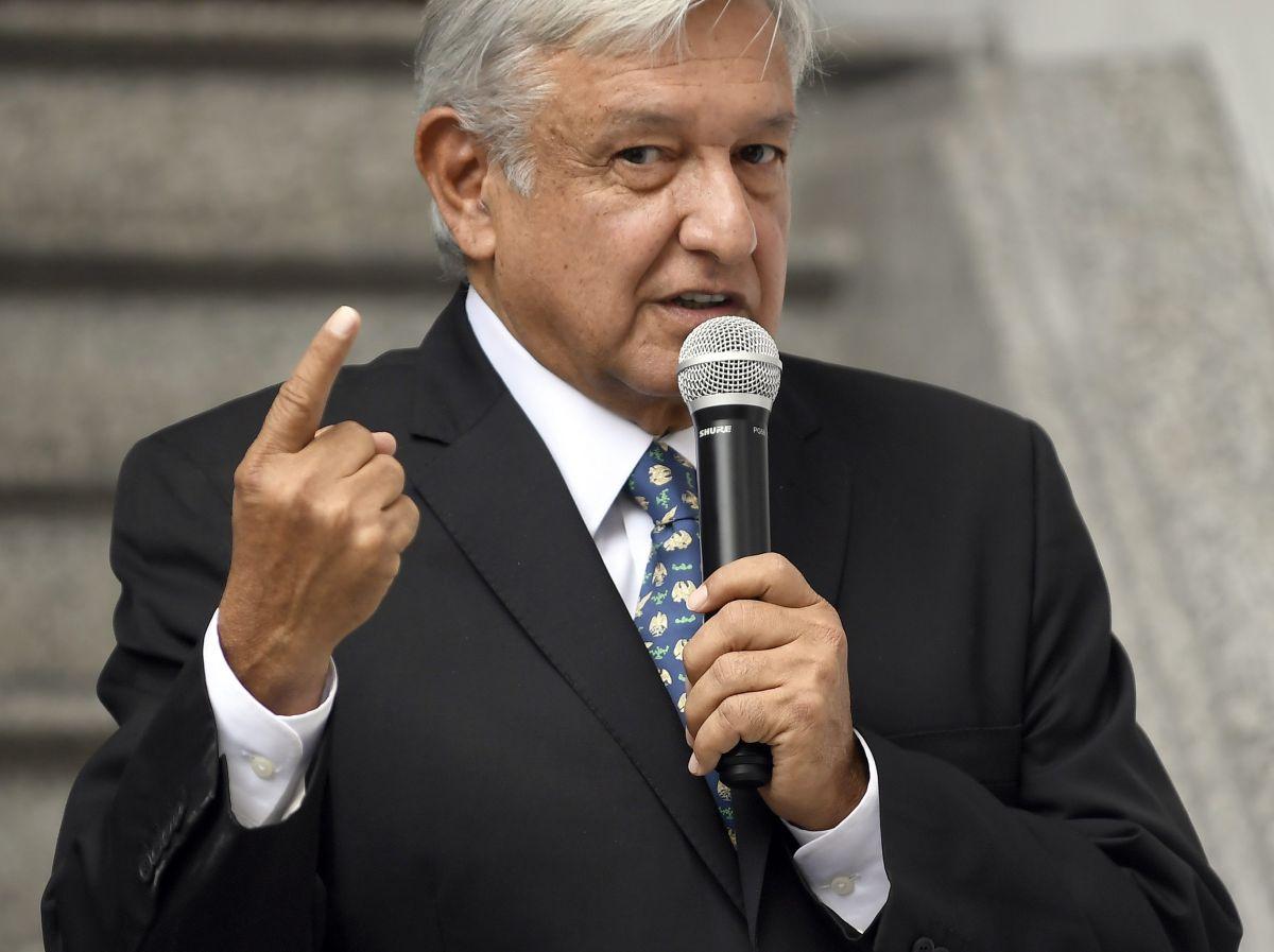 AMLO y su multimillonario plan para impulsar a México