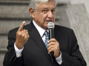 López Obrador alcanza 90% de popularidad tras explosión en Tlahuelilpan
