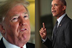 "Obama le manda un fuerte ""derechazo"" a Trump"