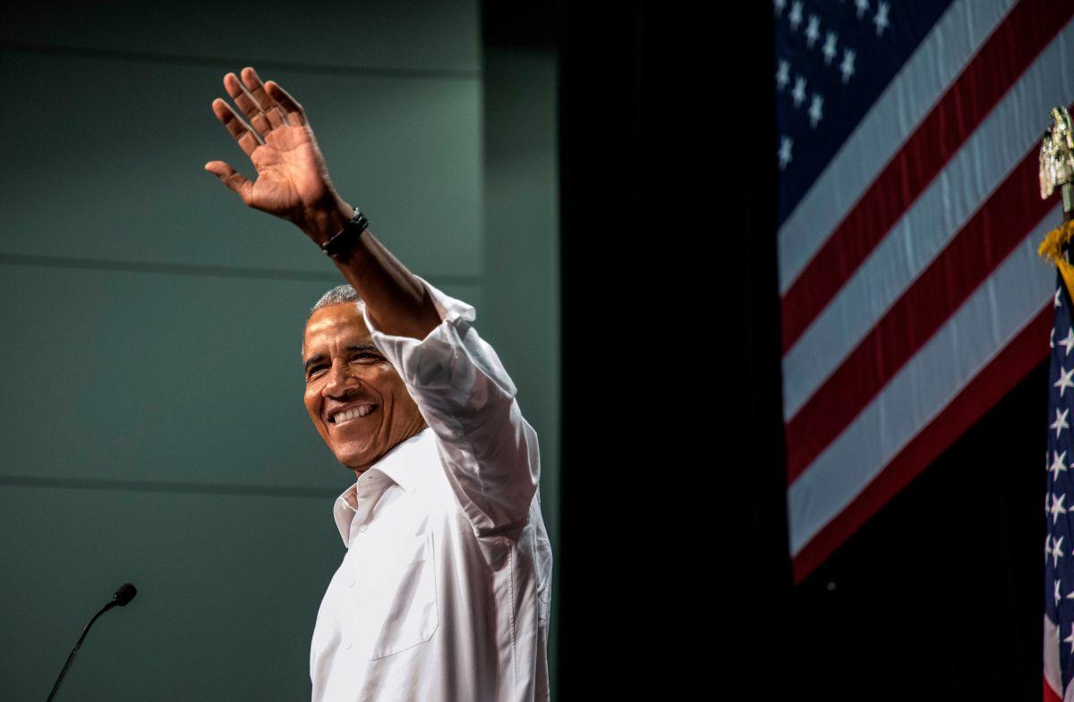 """Obama en Anaheim: """"Si no damos un paso adelante, las cosas pueden empeorar"""""""
