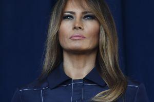 Melania deja al descubierto mentira de Trump