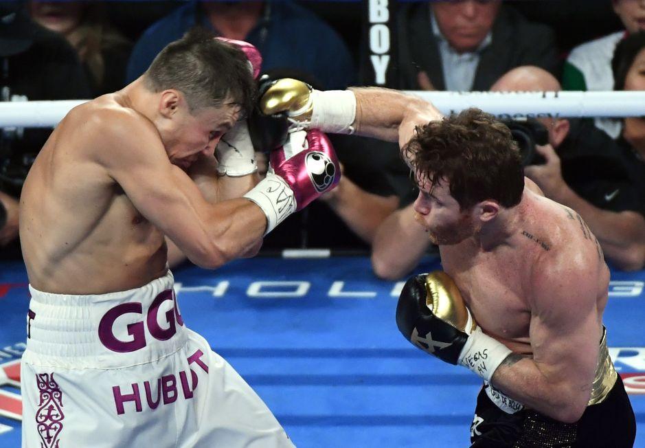 """Golovkin vs. """"Canelo"""" III en negociaciones… aunque el campeón mexicano dice no hay nada seguro"""