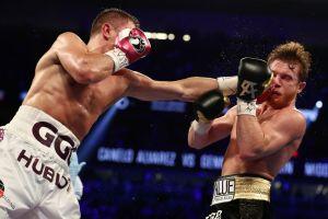 ¿'Canelo' Álvarez terminó más lastimado que Golovkin tras su pelea?