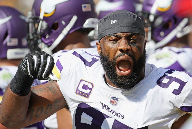 Jugador de los Vikings enloquece y sufre una crisis de paranoia y descontrol