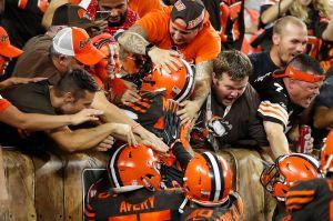 Cleveland Browns volvió a ganar en la NFL ¡2 años después!